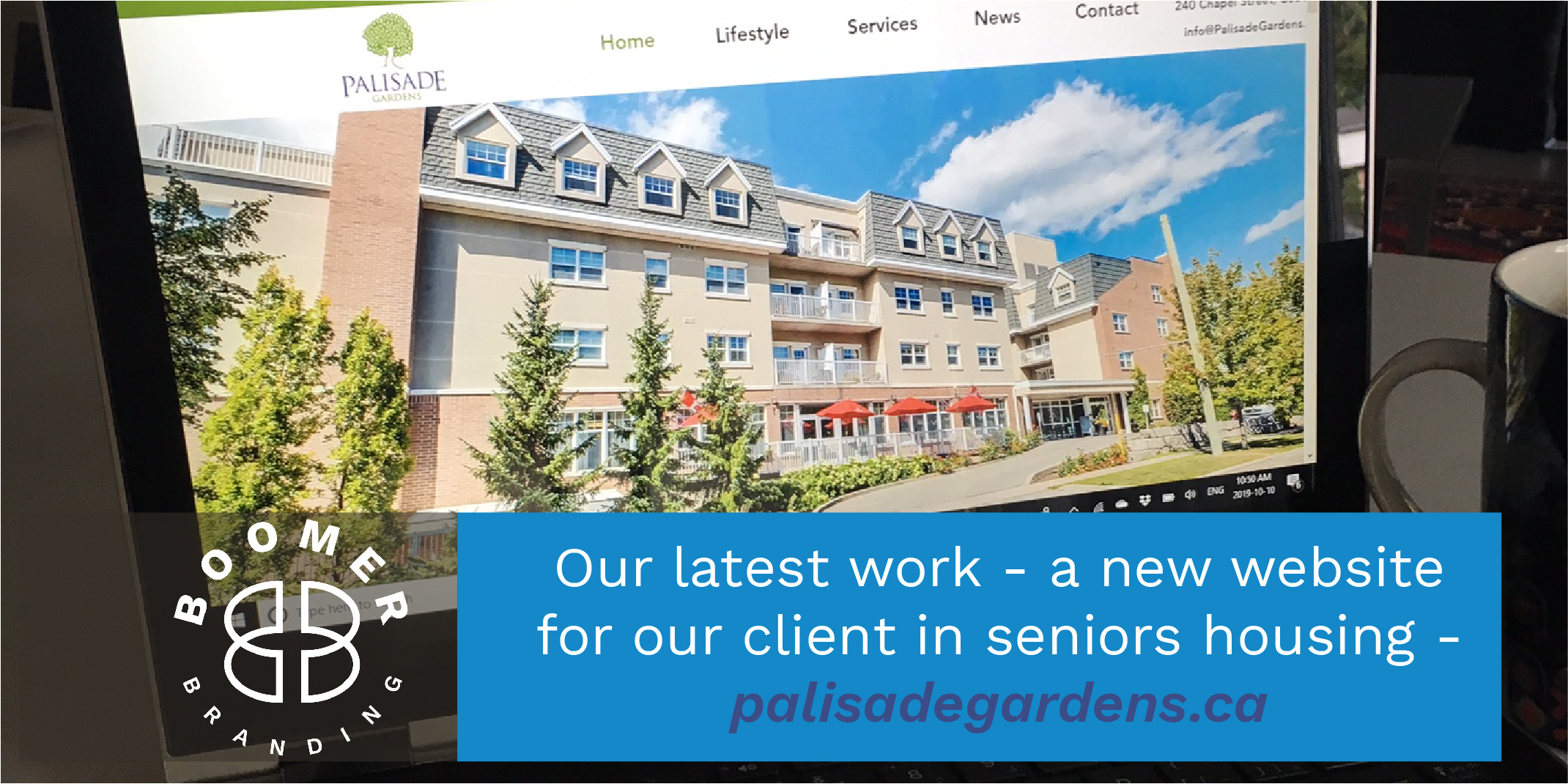 Website design by Boomer Branding