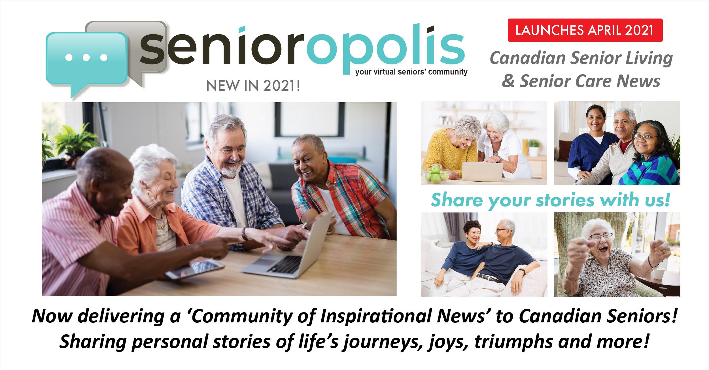 senior news announcement