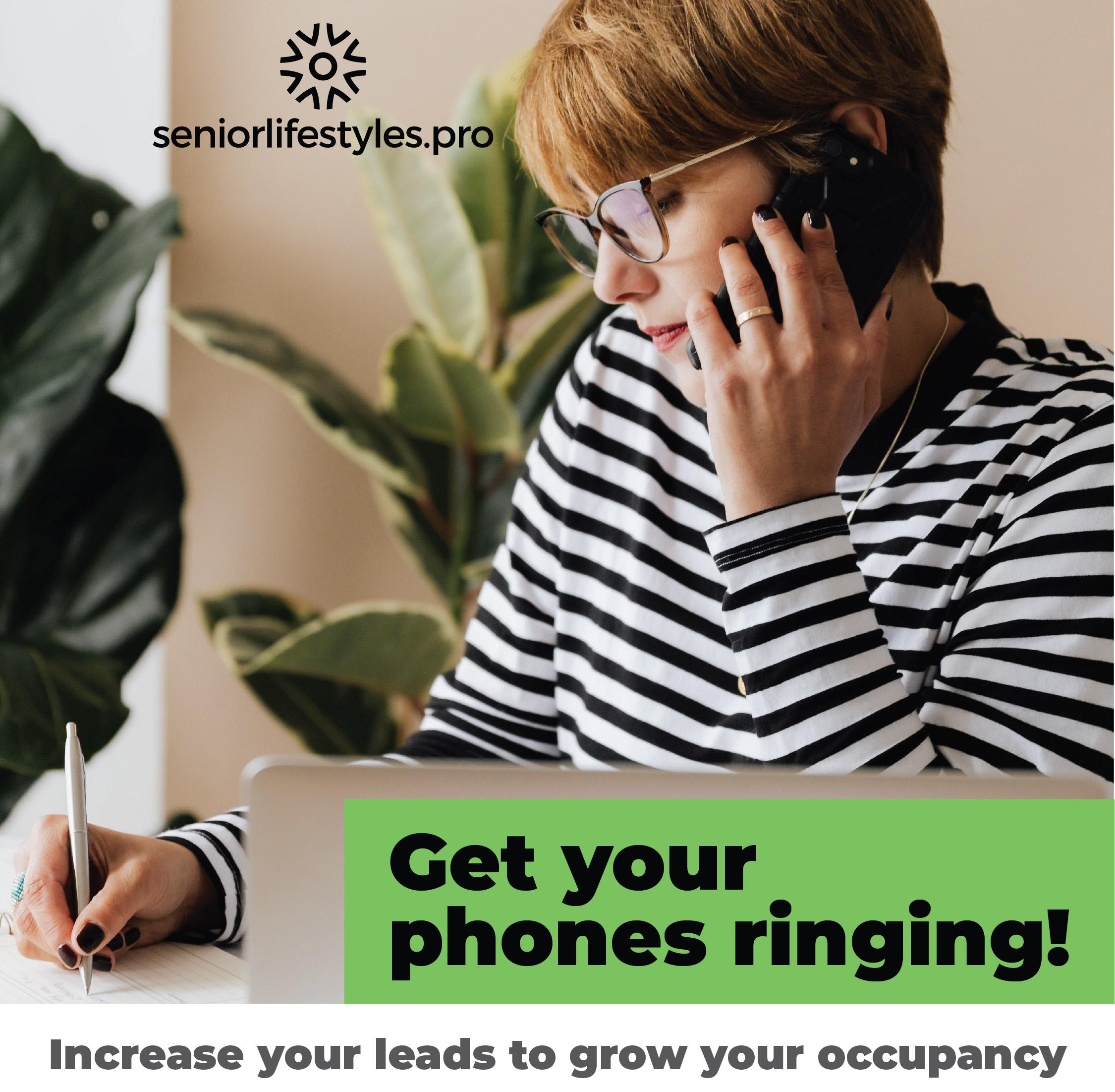 senior living sales consultanr